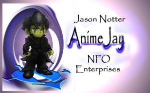 Chibi Trench NFO Buisness Card by LordJay