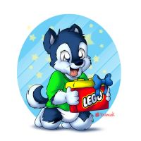 Lego's for my BIRTHDAY!!! by Tavi-Munk