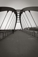 Bruecke am Mauerpark by TheMetronomad