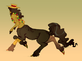 Rasta Centaur Run by Hauket