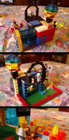 Lego Time 02 - Concerted Effort by spiketail94