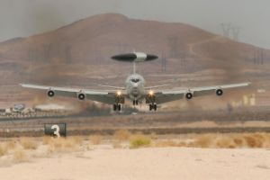 Sentry Short Final by Atmosphotography