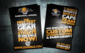 Basketball Gear Flyer by AnotherBcreation