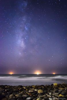 The Shores of the Cosmic Ocean by isotophoto