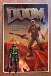 Retro DOOM Action Figure by juhoham
