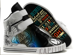 Capitol Shoes by 4thElementGraphics