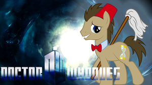 Doctor Whooves by DalekstuGaming