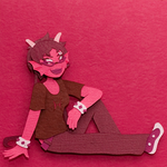 Meenah by PlaidCushion