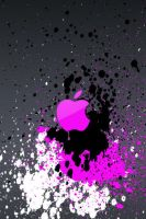 Funky Iphone wallpaper by Capo-Colori