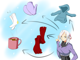 Path Mission: Preparing For The Cold by The-Young-Cetra