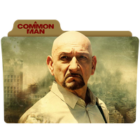 A Common Man Folder Icon by efest