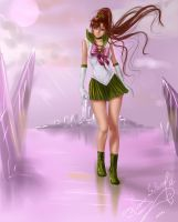 Sailor Jupiter by MoonSelena