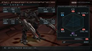 Armored Core Lone-II by Foxzone91