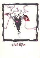 Love Kills by Loeobot