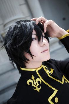 Lelouch Strikes Back by omiyalotus