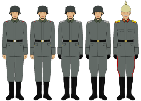 M1915 Field Uniform by tsd715