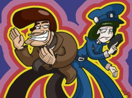 Awesome Cops by Yuji28Go