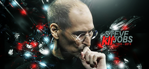 Steve Jobs by odin-gfx