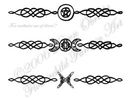 Knotwork commission by jenely