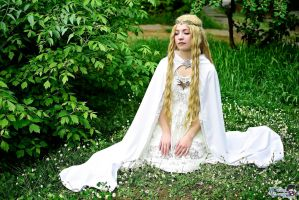 Galadriel Lord of The Rings by Barbie-Auth