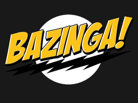 Bazinga! by WhoIsItMJ