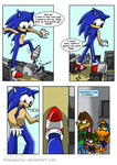 Sonic and the BirdStone chap2 P05 by Amandaxter