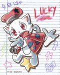 HTF: Happy-go-LUCKY by Puyo0702