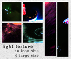 Light texture set 01 by pflee77