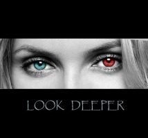 Look Deeper (non-anaglyph) by MVRamsey