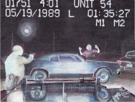 The Life Story Of A 1970 Chevy Chevelle (Part 21) by FastLaneIllustration