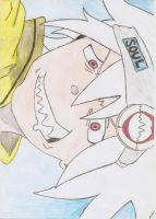 Soul 'Eater' Evans by this-is-an-error-14