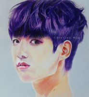 Jungkook from BTS by CristineMiu