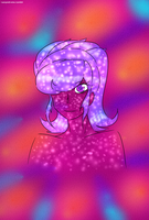 Star Girl 2 Alternate Palette by RaeSyndrome