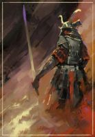 Samurai by Koily