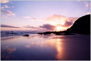 Sunrise at Cape Byron 6 by wildplaces