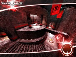 Quake Live Siberia Red by PheoniX-VII