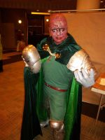 AFest '11 - Doctor Doom by TEi-Has-Pants