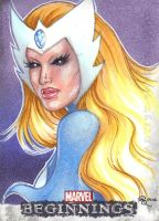 Marvel Beginnings II Snowbird by Dangerous-Beauty778