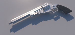 Maverick .510 Super Revolver by Ruiner3000