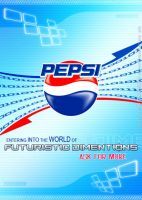 PEPSI DESIGN - BEVERAGE SERIES by hasanaliakhtar