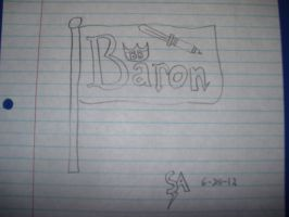 Baron Logo by SonicAmp