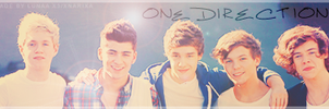 One Direction Signature #1 by xNarixa
