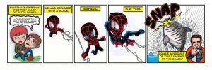 Death of Spiderman by rad66203