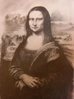 Mona Lisa by Smile4daBirdy