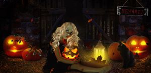 Halloween Night by Miss-deviantE