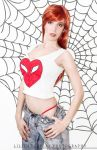 Spider web by Lili-cosplay