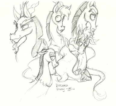 Discord Study by AugustRaes