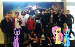 Brony Meetup - Christchurch, New Zealand by AgryX