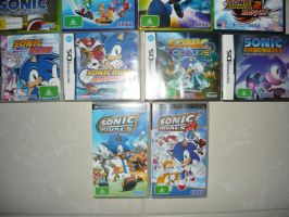 Sonic DS GAME Collection by katehedgehog