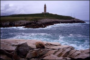 Tower of Hercules by Nakteve